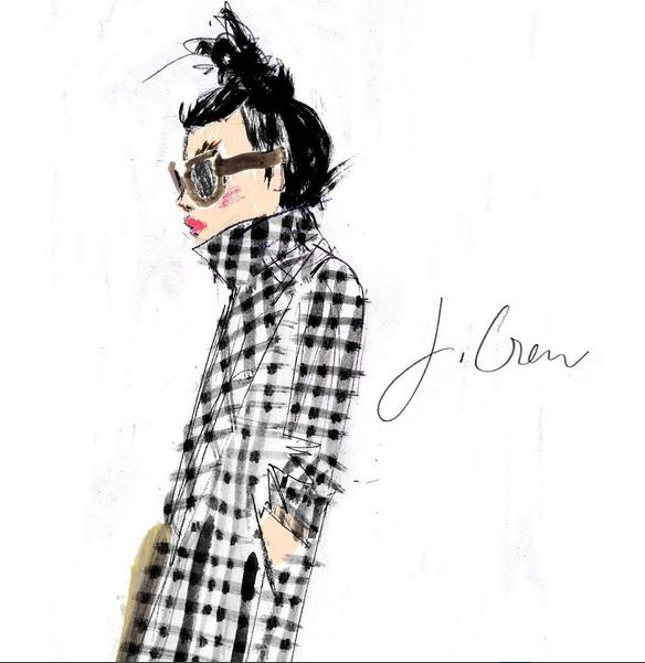 Julia Denos J.Crew