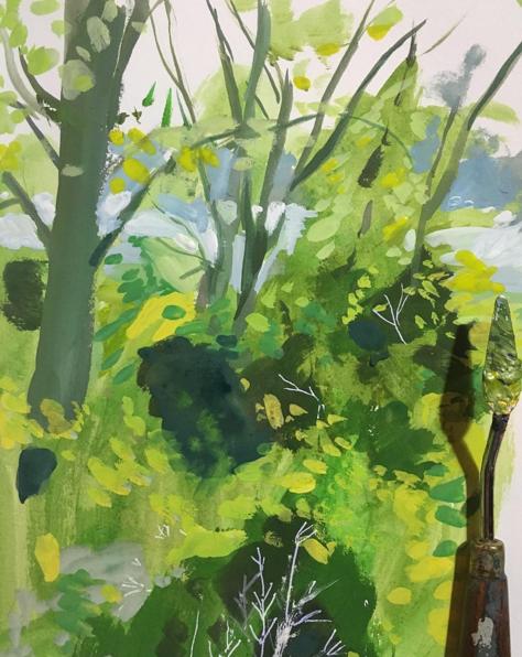 Julia Denos Landscape