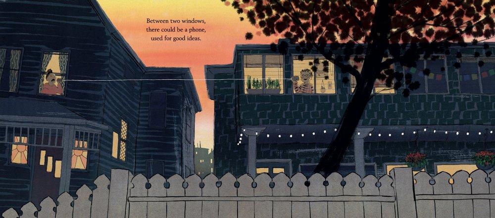 WINDOWS by Julia Denos, E.B. Goodale