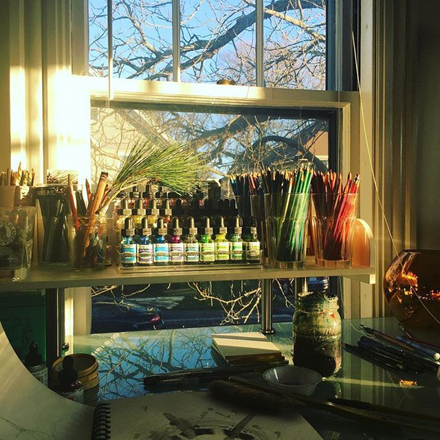 Sunday Studio. Light is story. Light is home. ✨