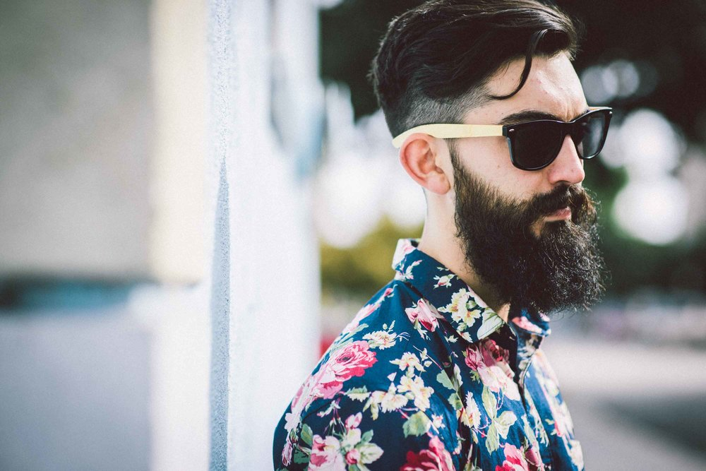 Image Courtesy of Tom Cairns and Beardbrand feat. Blue Planet Sunglasses