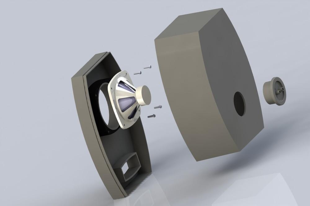 oswaldn - speaker