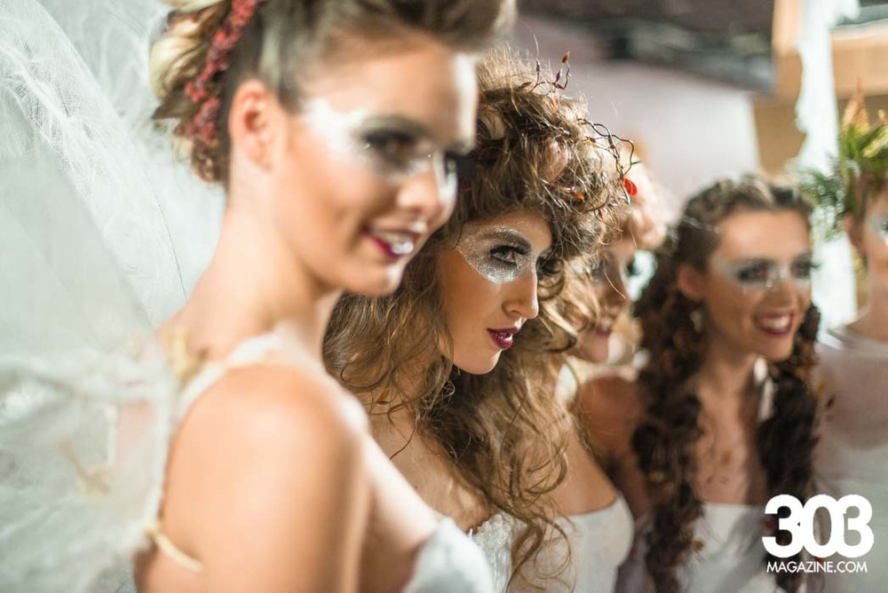Denver Fashion Weekend 303 Hair Show -
