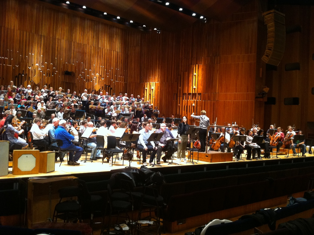 Mark Antoine - Barbican Theatre - London Symphony Orchestra