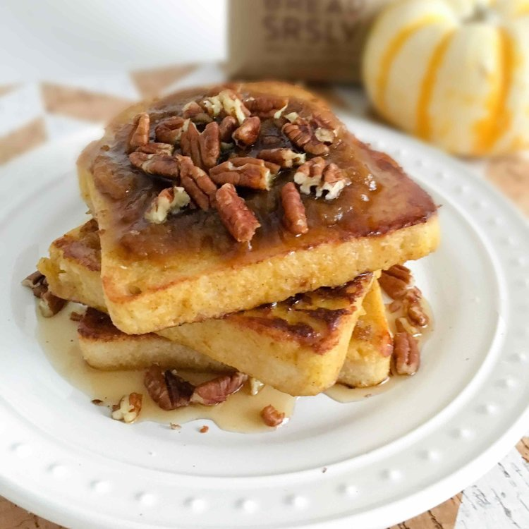 Gluten-Free Pumpkin French Toast