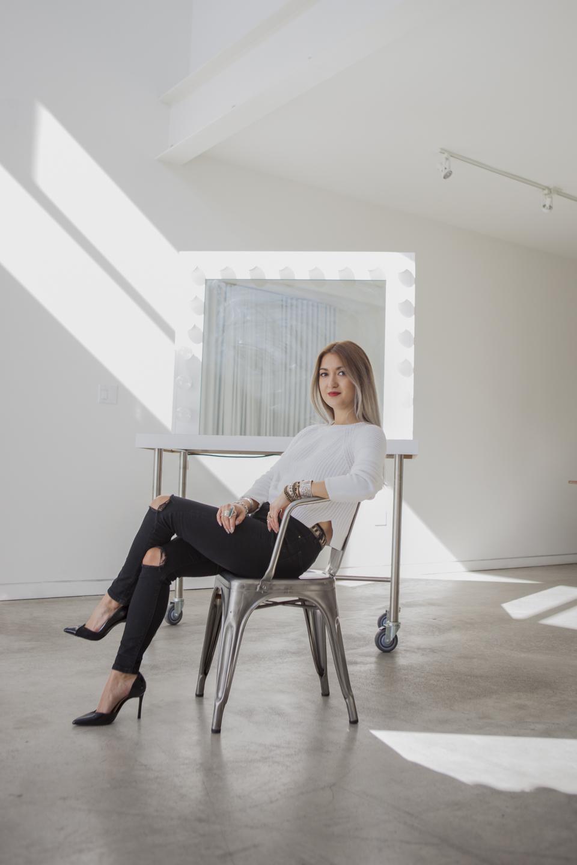 Nettika Berthelot, Talent Agent