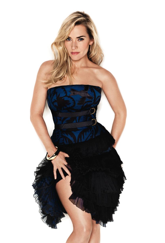 Kate Winslet - Glamour - April 2011