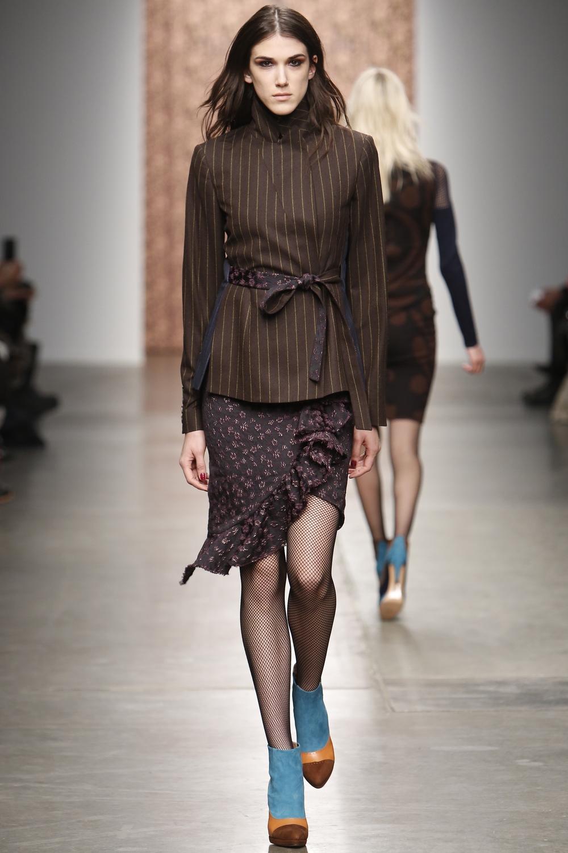 Sophie theallet - Fall winter 2015 - look #13 - Ana Buljevic.jpg
