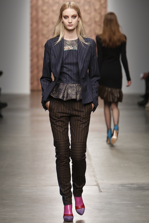 Sophie theallet - Fall winter 2015 - look #15 - Codie Young.jpg