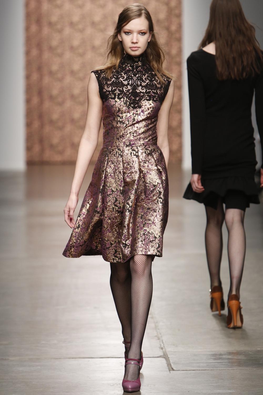 Sophie theallet - Fall winter 2015 - look #18 - Ola Munik.jpg