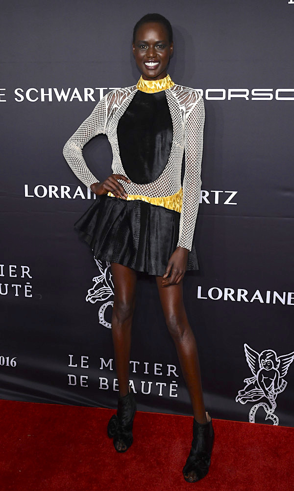 Ajak Deng wearing sophie theallet Angel Ball 2016-3 copy.jpg
