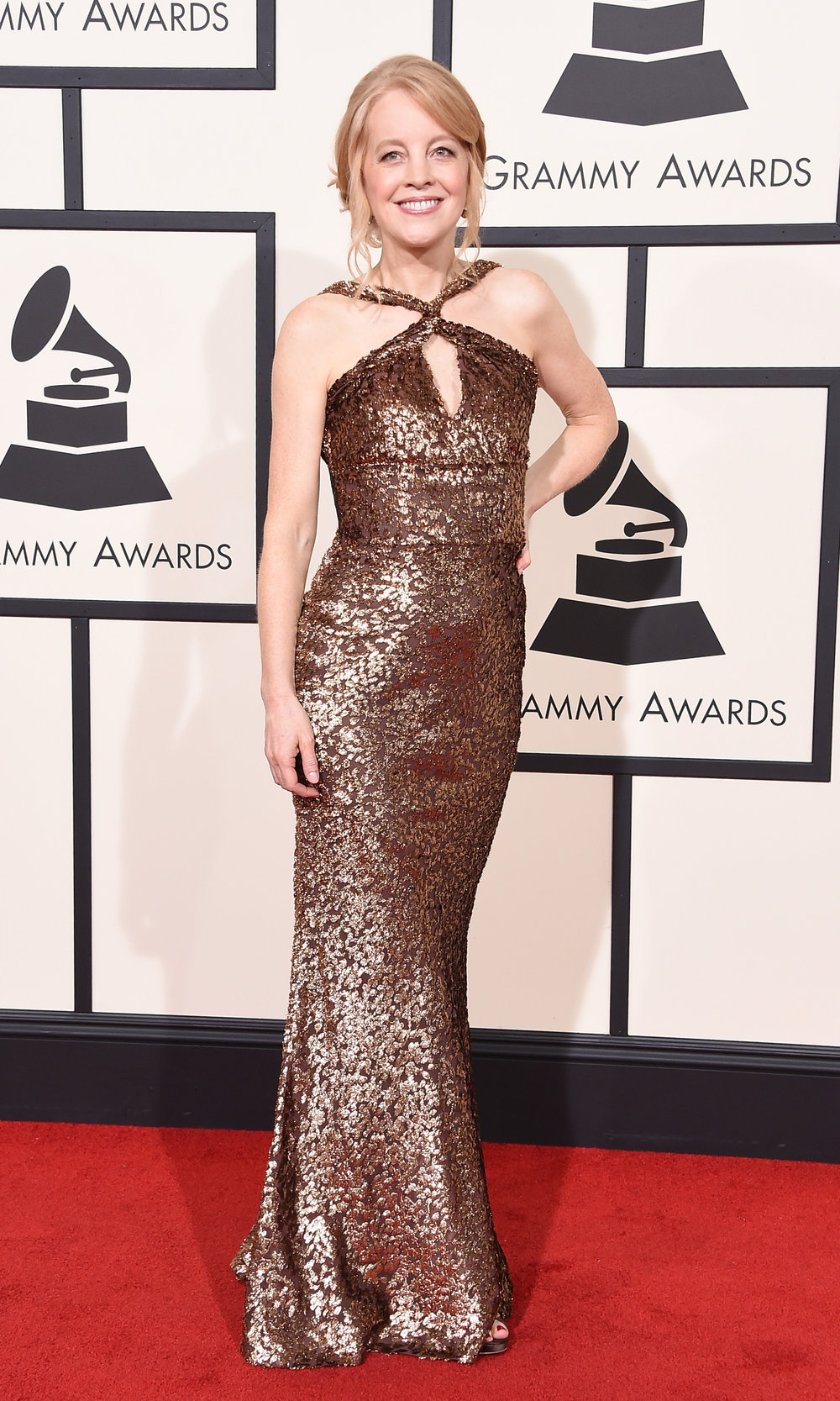 Maria Schneider arrives in sophie theallet at the 58th Annual GRAMMY Awards7 copy.jpg