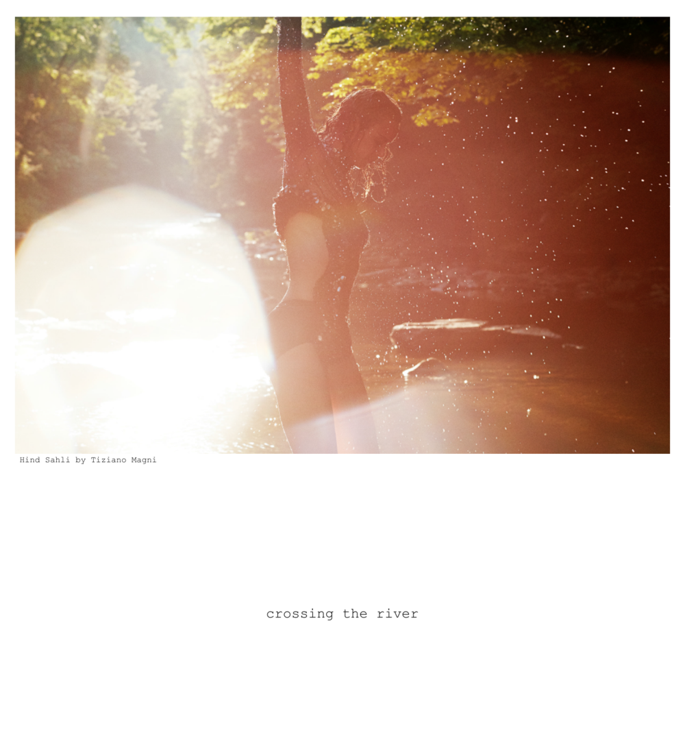 Damaris Lewis & Hind Sahli, shot by Tiziano Magni