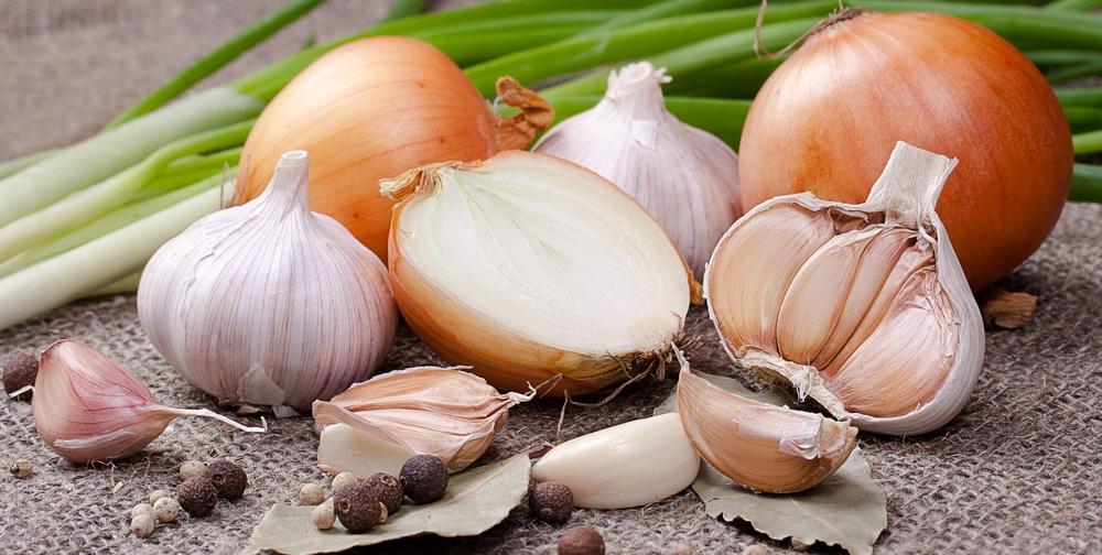 6. Onions/Garlic