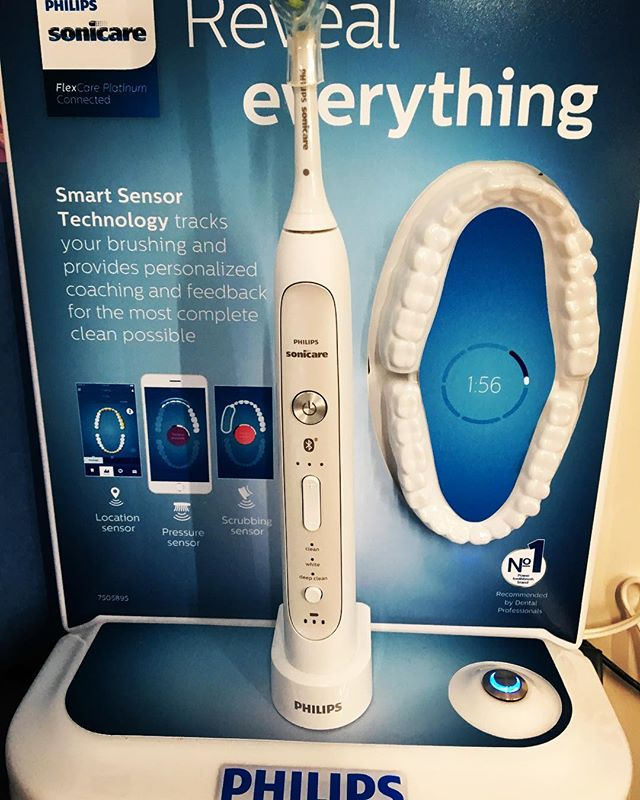 Our favorite electric tooth brush#soniccaretoothbrush #electrictoothbrush #dental #dentalcare #santamonicaedentistry