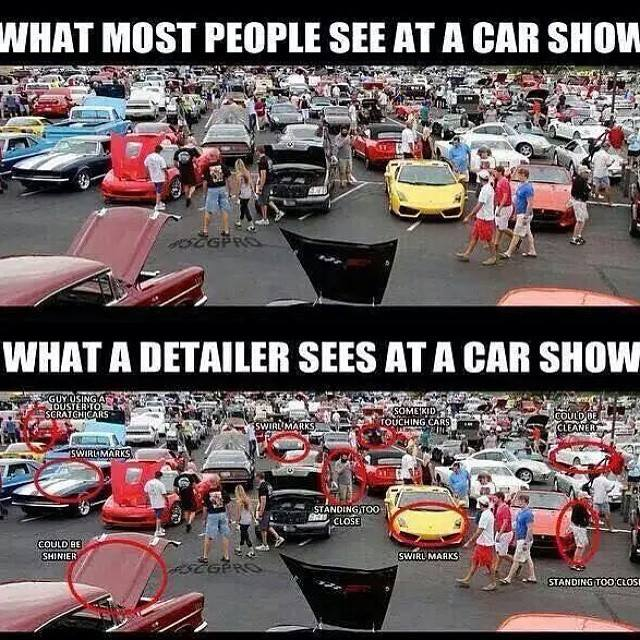 10 things you do as a car detailer inception auto detailing stuff you wash yourself versus washing a car solutioingenieria Choice Image