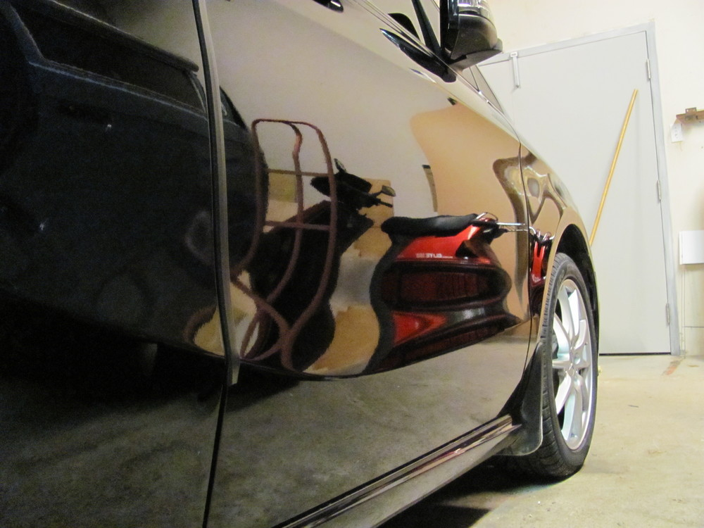 Mercedes Benz B250 22PLE Glass Coating