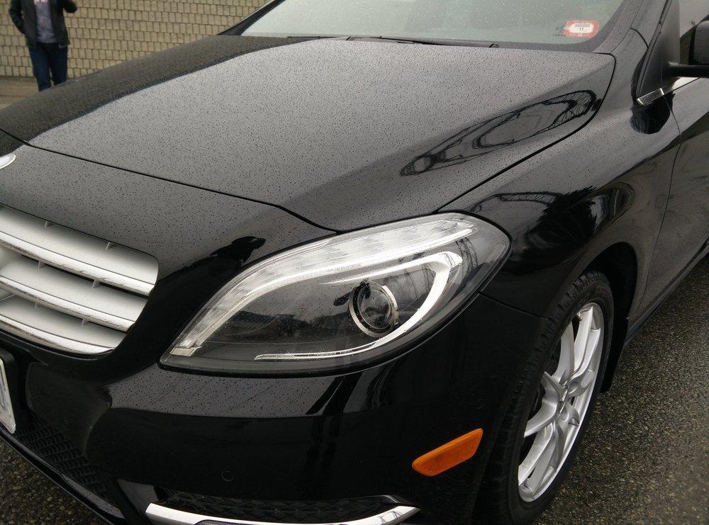 Mercedes Benz B250 Detailed