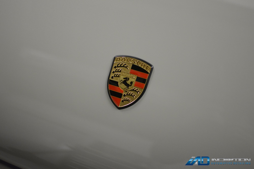 Porsche Singer 911 Inception Auto Detailing 22PLE ZX Mistico Elemento Paint Correction