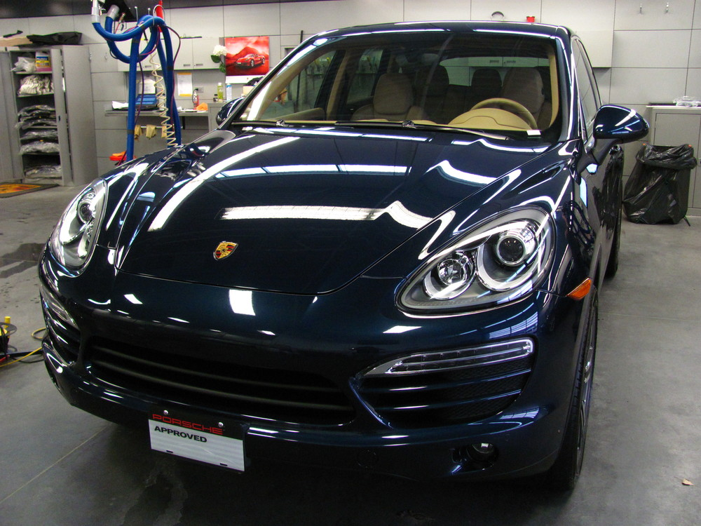 Inception Auto Detailing Porsche Centre Oakville