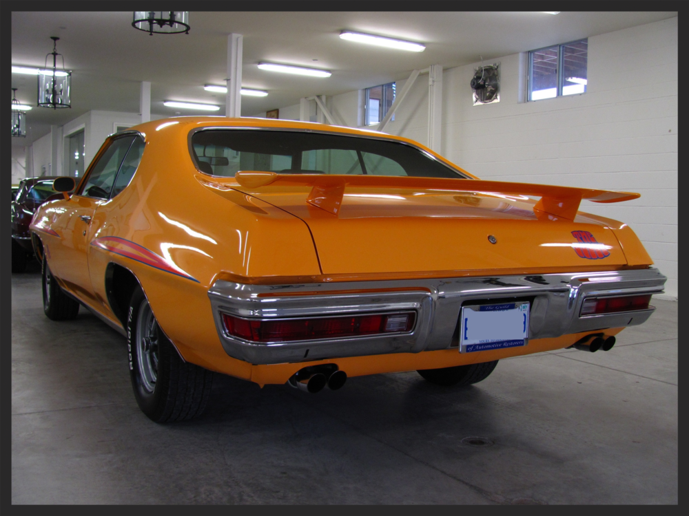 "Pontiac GTO ""The Judge"" (1970)"