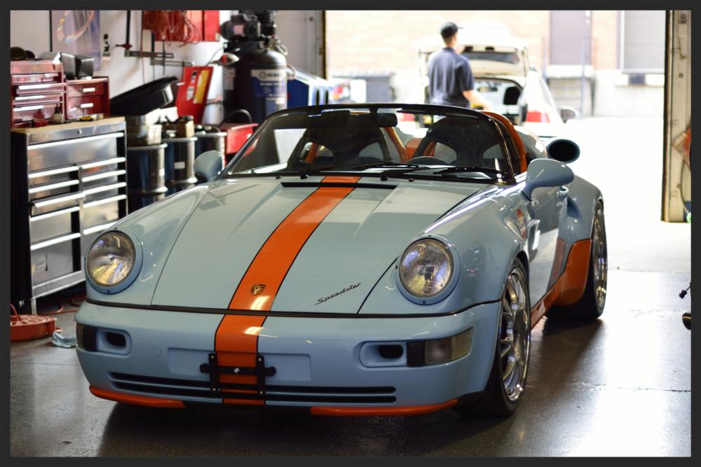 Porsche Speedster (1994)