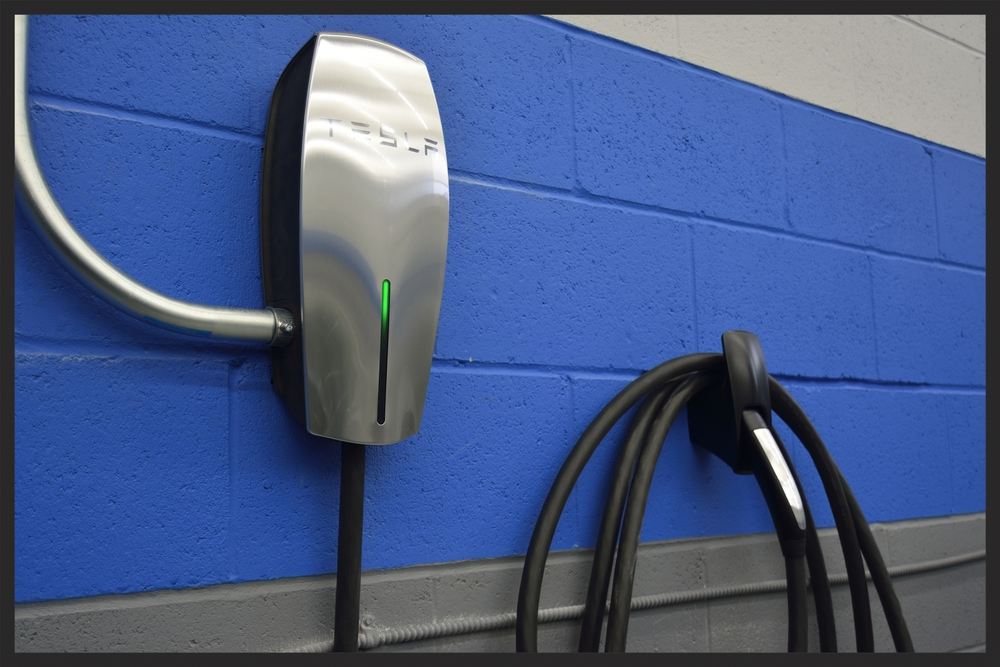 Tesla High Power Wall Charger HPWC Destination Charging