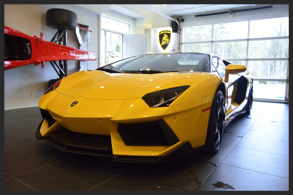 Lamborghini Aventador (2015)