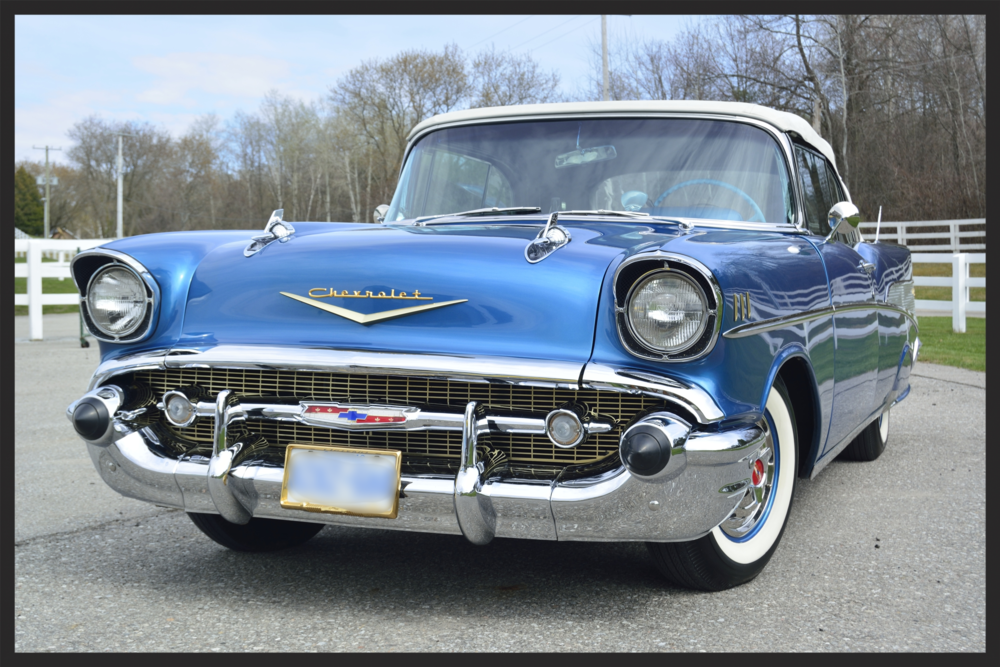 Chevrolet Bel Air (1957)
