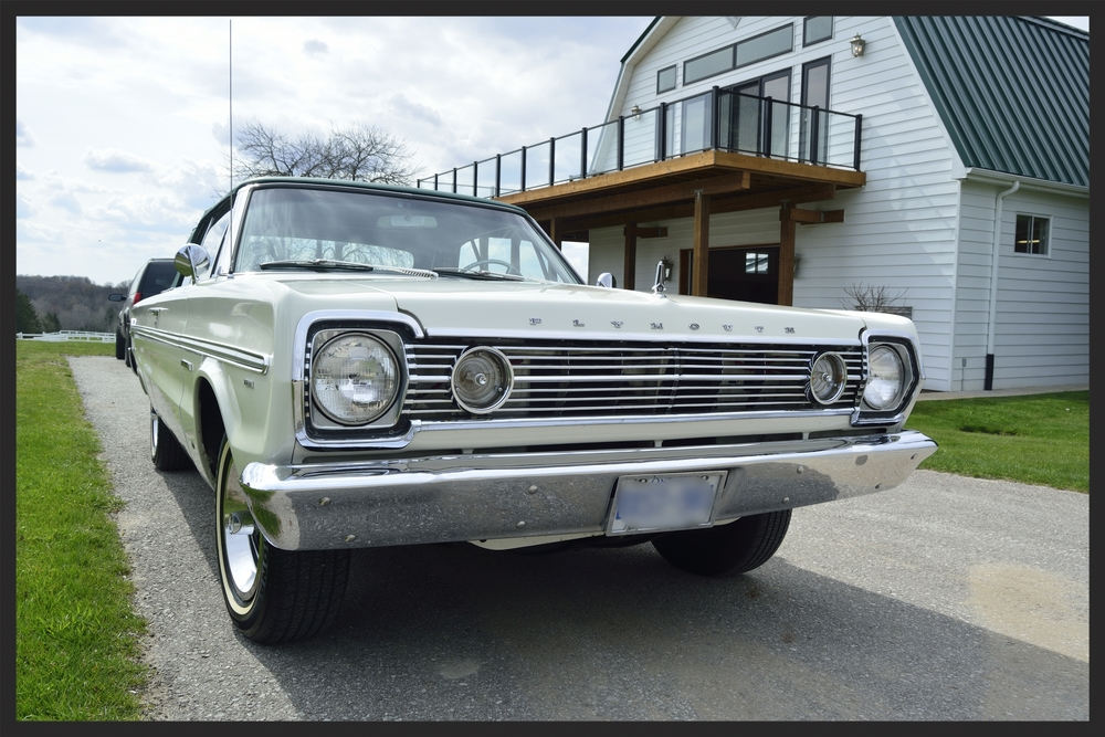 Plymouth Belvedere (1967)