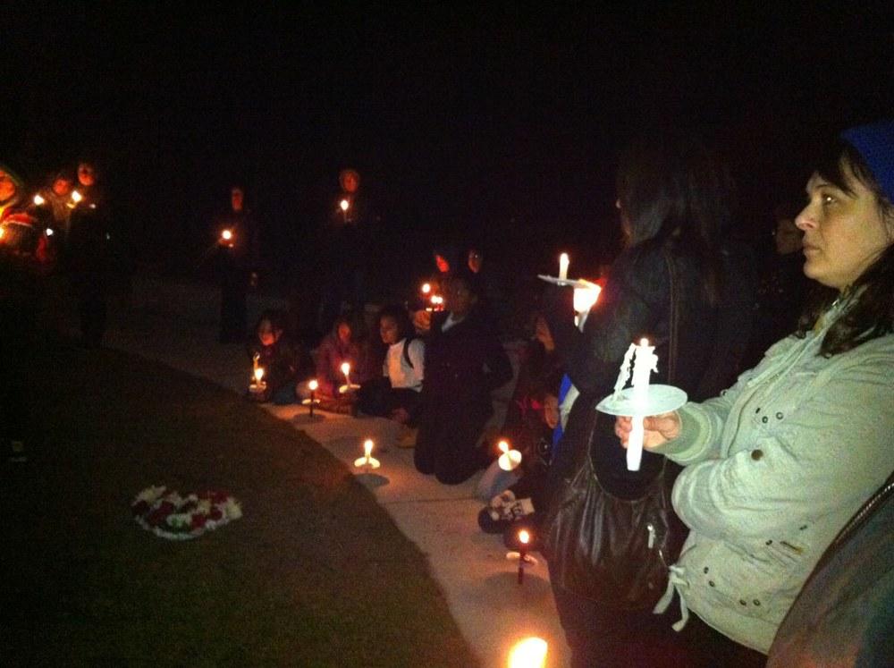 La rue, la nuit, femmes sans peur 2012