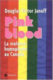 Pink blood