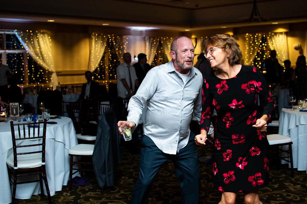 killington vermont wedding dance party
