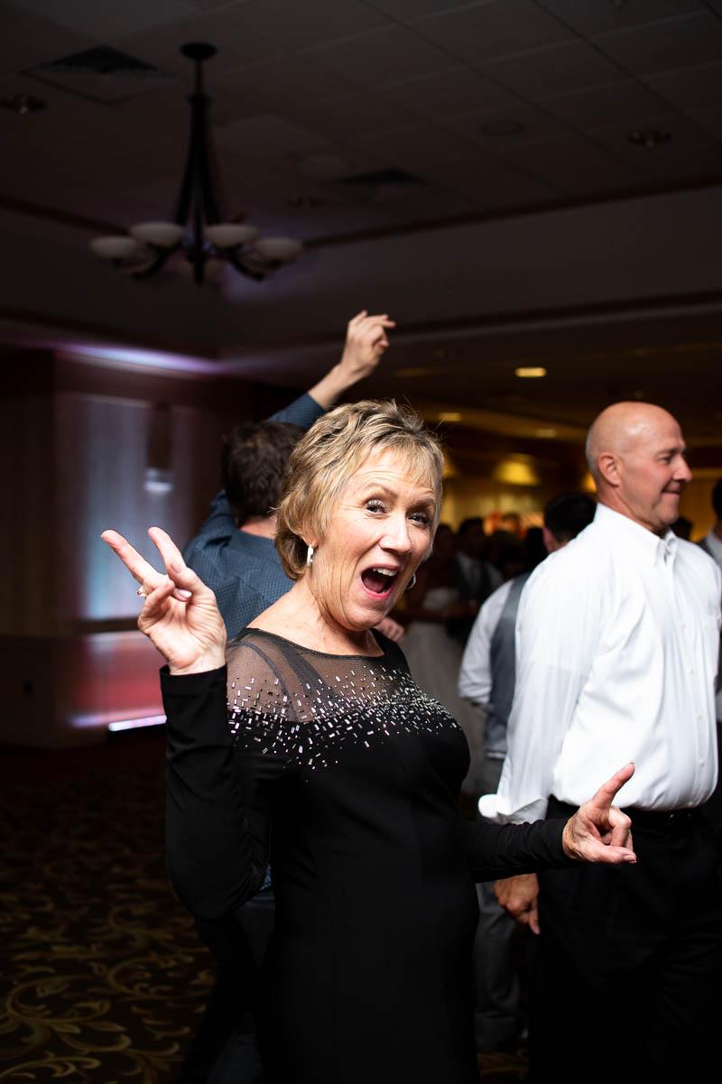 killington vermont wedding reception dance party