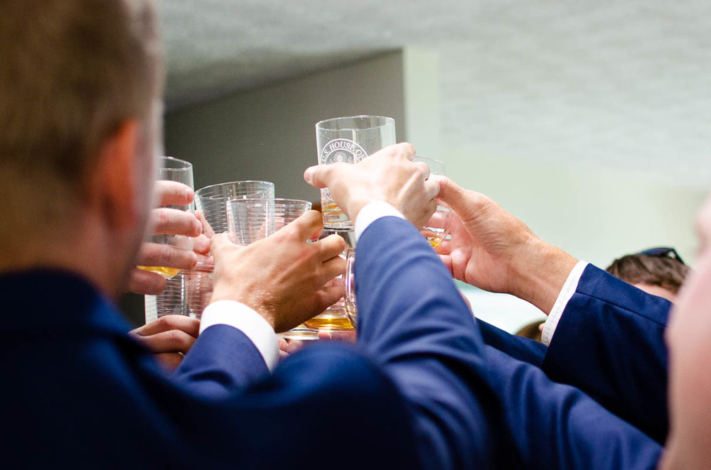 new england wedding toast