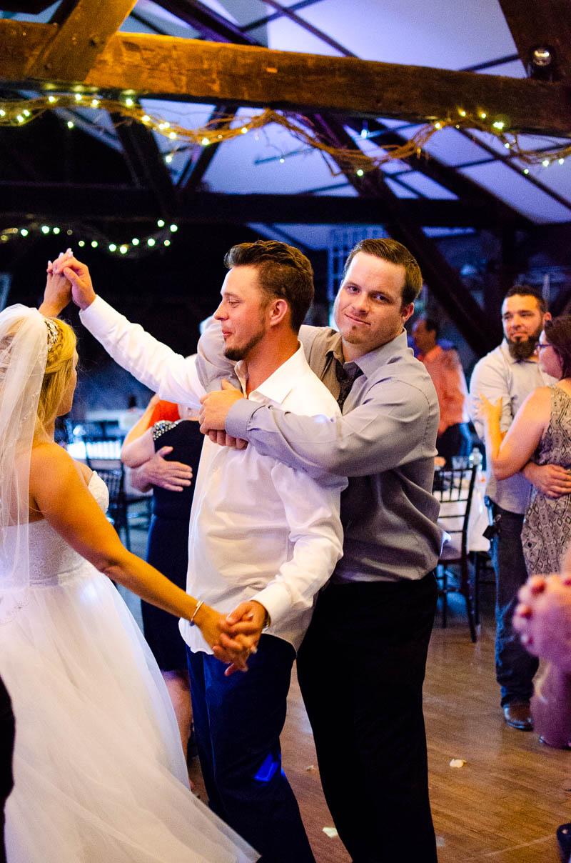 old lantern barn wedding reception