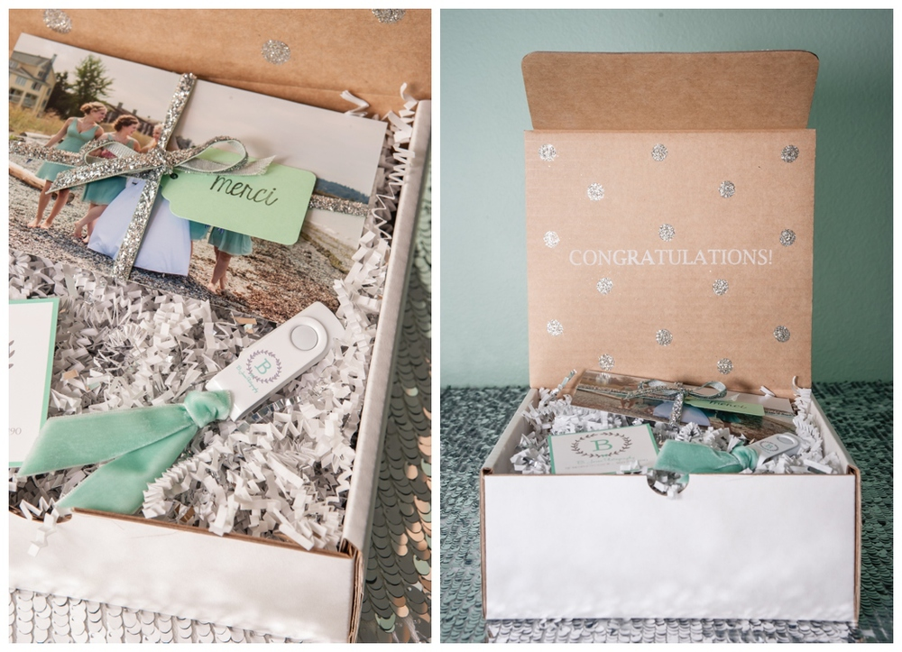 Boutique Wedding Packaging