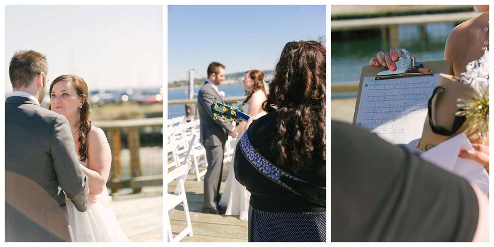Semiahmoo Wedding. B. Jones Photography. Seattle Wedding Photographer. Bellingham Wedding.