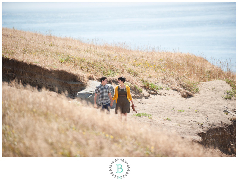 San Juan Island Engaged, B. Jones Photography. Seattle Wedding P