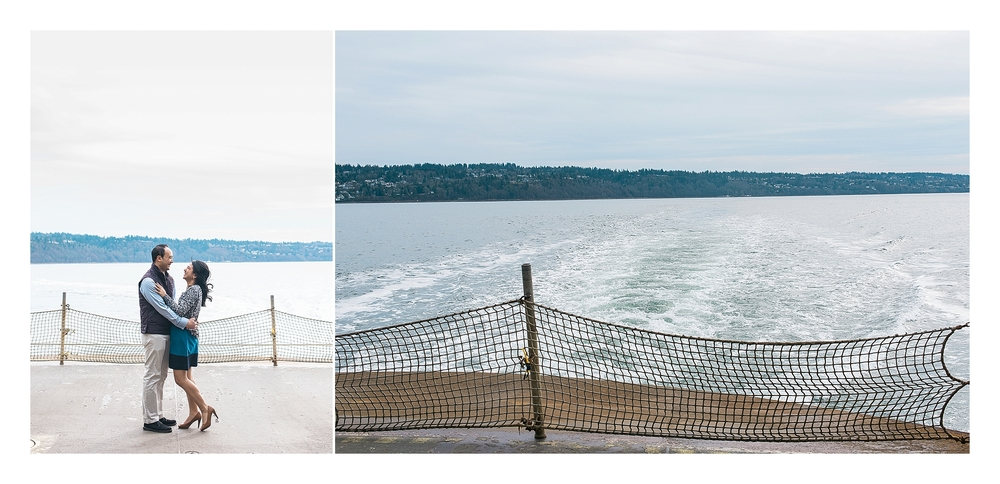 B. Jones Photography - Mukilteo Lighthouse Washington Ferry
