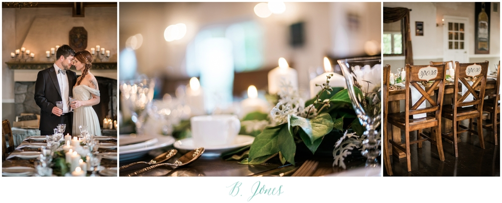 Delille Chateau Styled Shoot-