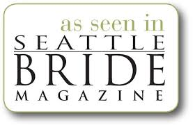 Published by Seattle Bride Badge.