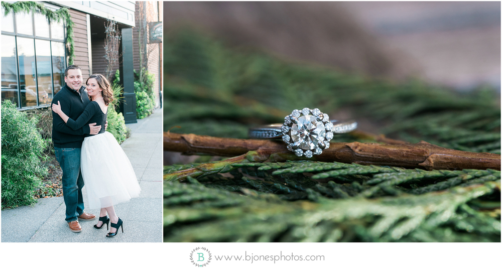 La Conner Engagement| Seattle Wedding Photographer | snohomish w