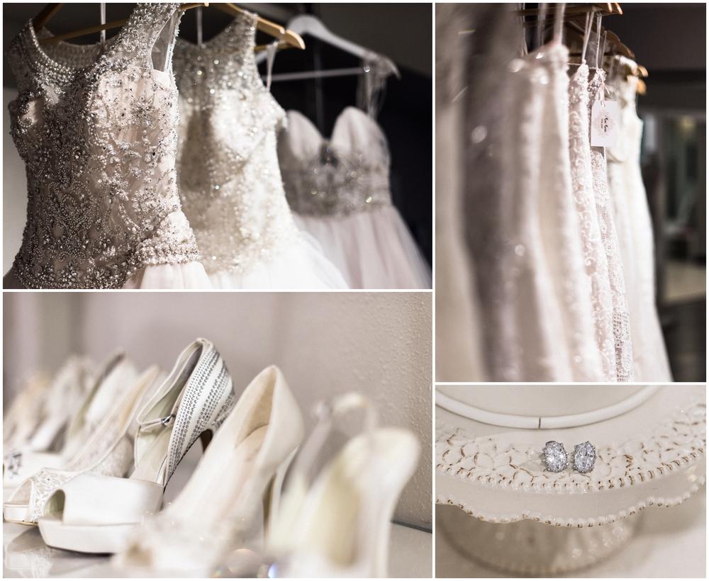 MeaMarie Bridal Atelier Seattle Wedding Dress Shopping B Jones Photography