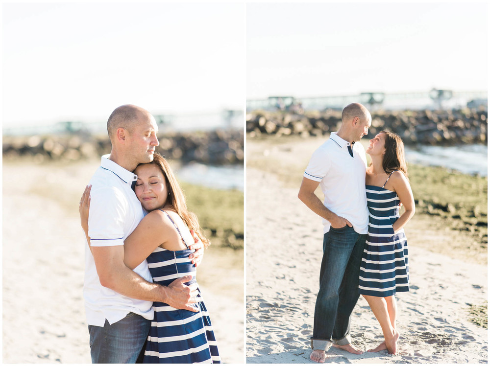 Edmonds Beach engagement and family photo shoot. Seattle Wedding