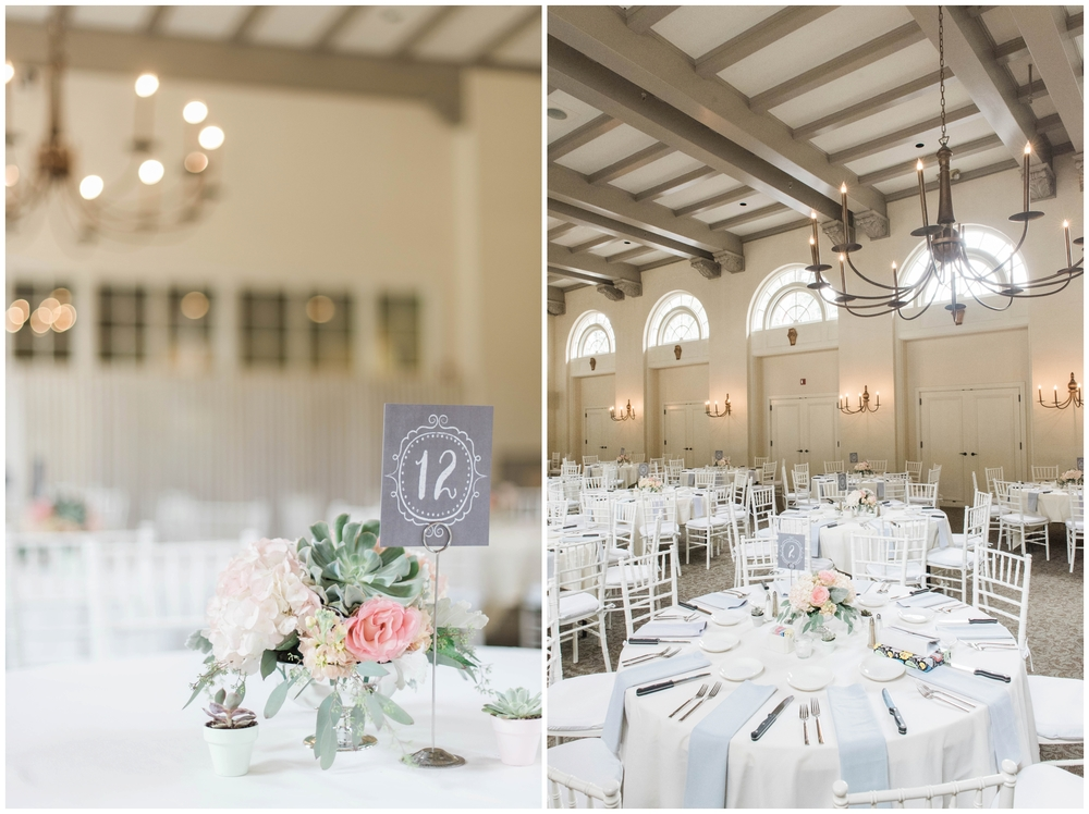 Inglewood Gold Club Wedding. mint. Blush. Seattle Wedding PHotographer. B. Jones Photography. Country Club Wedding