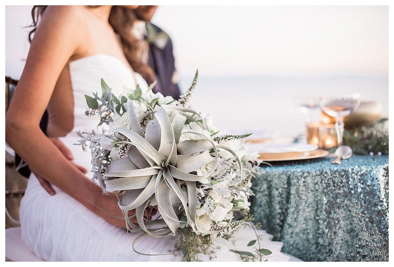 Mermaid Wedding Inspiration   Rosario Beach, Anacortes — B. Jones ...