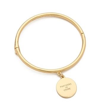 Kate Spade Partners in Crime Bangle