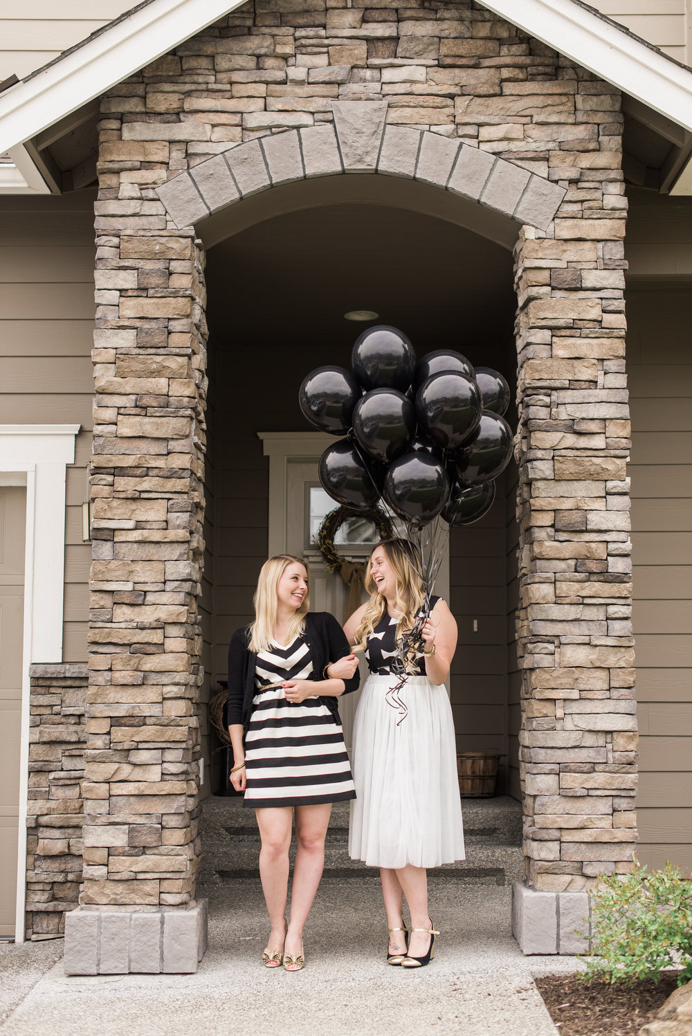 View more of Stacy's Kate Spade Themed Bridal shower-- All rentals available from Snohomish rental co!