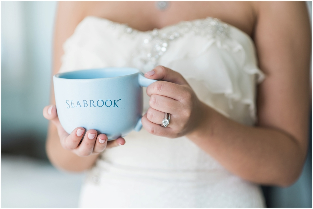 Seabrook nautical fine art wedding.